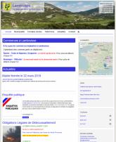 Le site de la commune de Lambruisse est en ligne